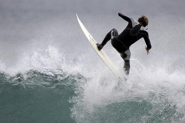 Surfing Leg Exercise 72